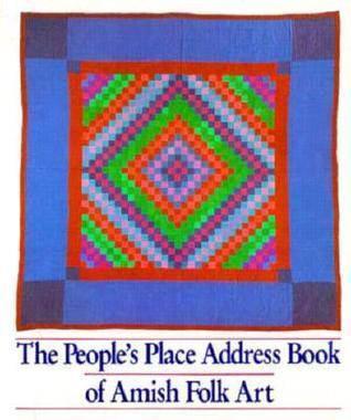 Amish Quilts: An Address Book Good Books