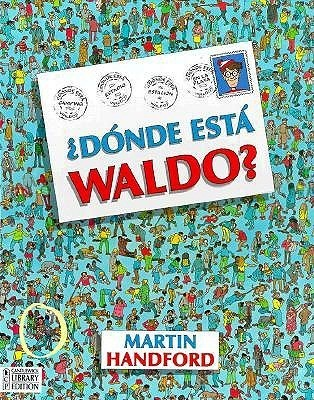 ¨ D¢nde esta  Waldo? Martin Handford