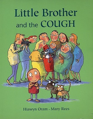 Little Brother and the Cough  by  Hiawyn Oram