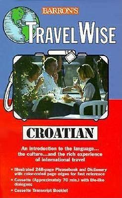 Travel Wise Croatian Barrons Educational Series