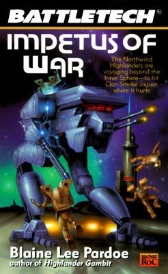 Impetus of War  by  Blaine Lee Pardoe