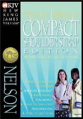 Compact Shoulder Strap Bible Our Compact Bible Now Made Portable Thomas Nelson Publishers