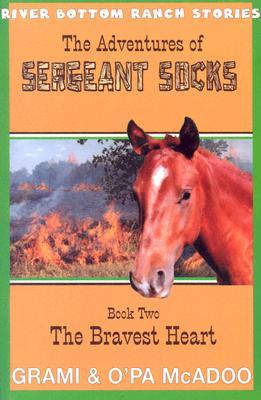 The Bravest Heart: The Adventures of Sergeant Socks: Book Two  by  Grami McAdoo
