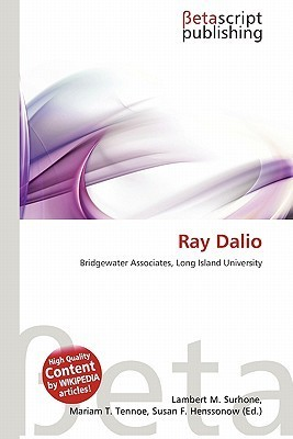 Ray Dalio  by  NOT A BOOK