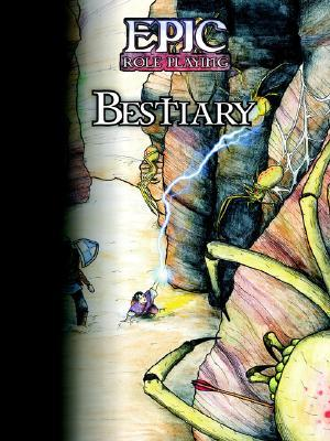Epic Role Playing Bestiary: Chris Organ