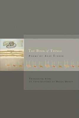 The Book of Things  by  Aleš Šteger