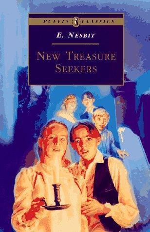 New Treasure Seekers (Bastable Children, #3)  by  E. Nesbit