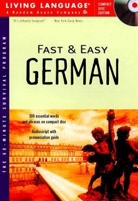 In Flight German: Learn Before You Land  by  Living Language