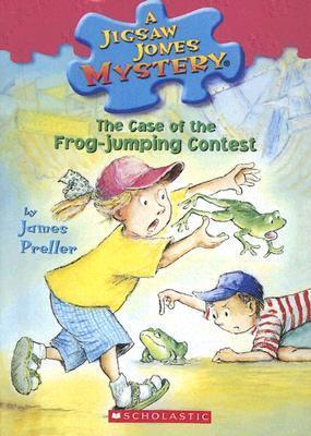 Case of the Frog Jumping Contest  by  James Preller