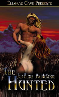 The Hunted (Includes: Vikings Underground, #1)  by  Jaid Black