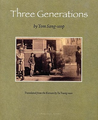 Three Generations Yom Sang-seop
