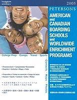 American Canadian Board Sch 2002 Petersons