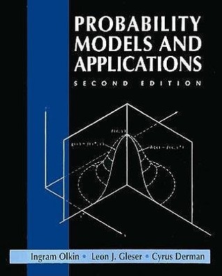 Probability Models And Applications  by  Ingram Olkin