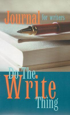 Do the Write Thing Journal for Kwame Alexander