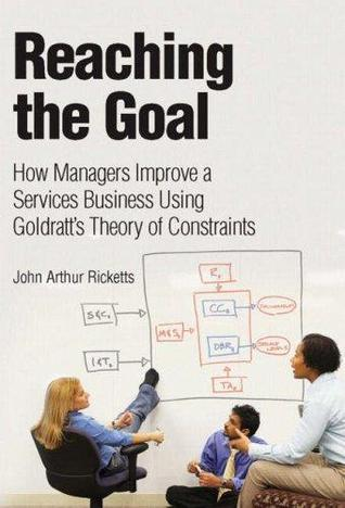 Reaching the Goal: How Managers Improve a Services Business Using Goldratts Theory of Constraints John Arthur Ricketts