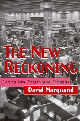 The New Reckoning David Marquand