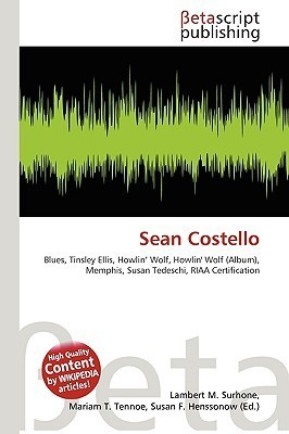 Sean Costello  by  NOT A BOOK