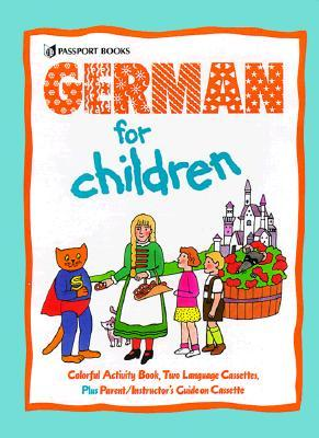 German for Children, with Book Catherine Bruzzone