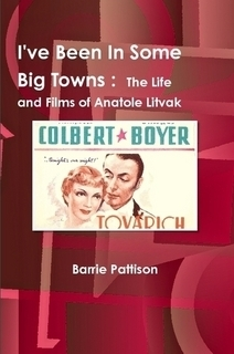 Ive Been In Some Big Towns  by  Barrie Pattison