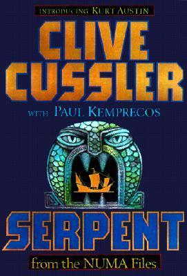 Serpent: A Kurt Austin Adventure Clive Cussler