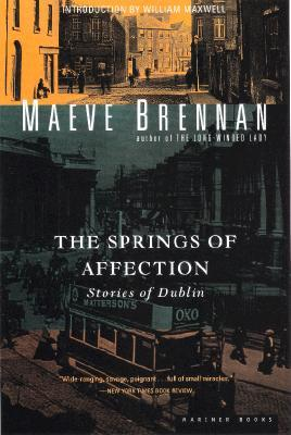 The Visitor  by  Maeve Brennan