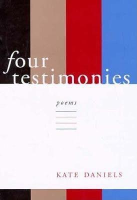 Four Testimonies Kate Daniels