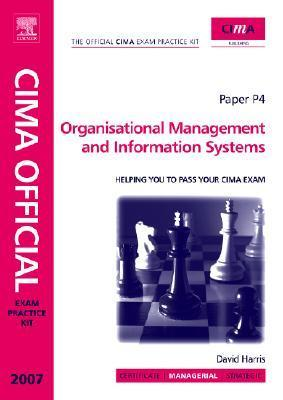 Organisational Management and Information Systems Systems  by  David Harris
