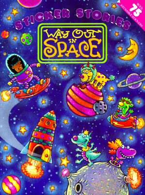 Way out in Space  by  Unknown