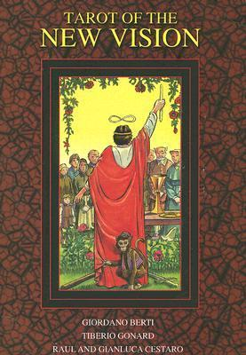 Tarot Of The New Vision Book  by  Lo Scarabeo