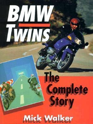 BMW Twins Mick Walker
