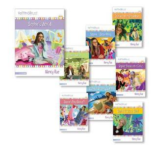Faithgirls Sophie Collection (Sophie #1-8)  by  Nancy Rue