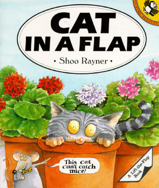 Cat in a Flap  by  Shoo  Rayner