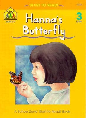 Hannas Butterfly - Level 3 Marie Vinje