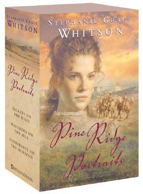 Pine Ridge Portraits Pack, Vols. 1-3  by  Stephanie Grace Whitson