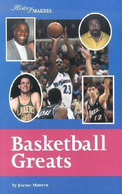 Basketball Greats Joanne Mattern