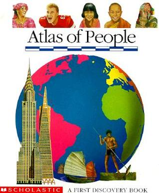 Atlas of People: A First Discovery Book Claude Delafosse