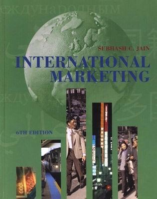 Intl Marketing: Managerial Perspectives Subhash C. Jain