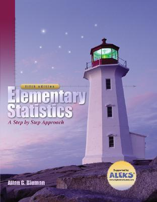Mandatory Package   Elementary Statistics:  A Step By Step Approach With Math Zone Student Edition  by  Allan G. Bluman