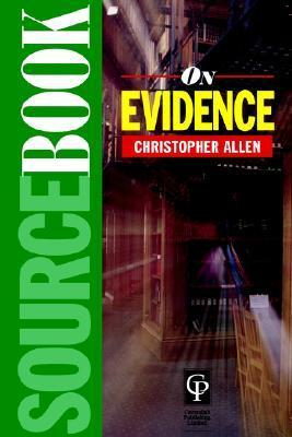Evidence (Sourcebook) Christoph Allen