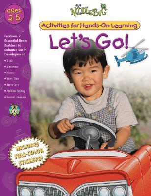 Lets Go! (Noodlebug Activity Books)  by  School Specialty Publishing