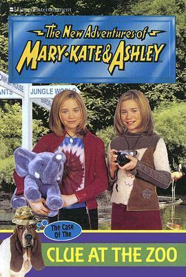 The Case Of The Clue At The Zoo (The New Adventures of Mary-Kate and Ashley, #39) Judy Katschke