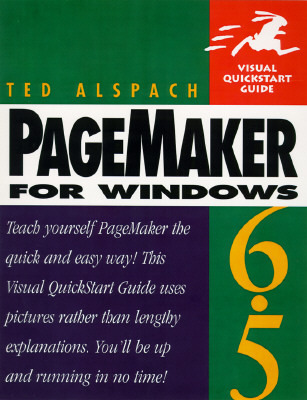 Page Maker 6.5 For Macintosh  by  Ted Alspach