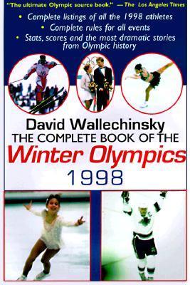 Winter Olympics 1998 David Wallechinsky