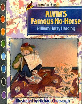 Alvins No-Horse  by  William H. Harding