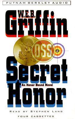 Secret Honor (Honor Bound, #3) W.E.B. Griffin
