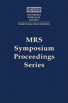 Neutron Scattering In Materials Science: Materials Research Society Symposium Proceedings (Materials Research Society Symposia Proceedings, V. 376.) Bernhardt J. Wuensch