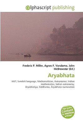 Aryabhata  by  Frederic P.  Miller