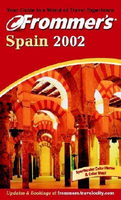 Frommers Spain 2002 Darwin Porter