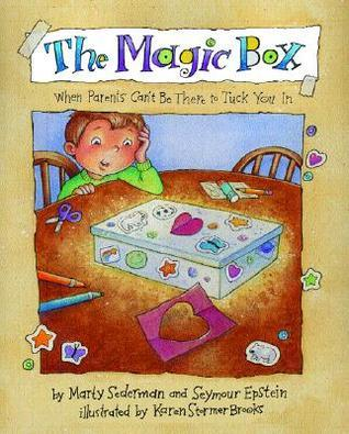 Magic Box: When Parents Cant Be There to Tuck You in  by  Marty Sederman