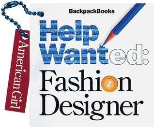 Help Wanted: Fashion Designer American Girl